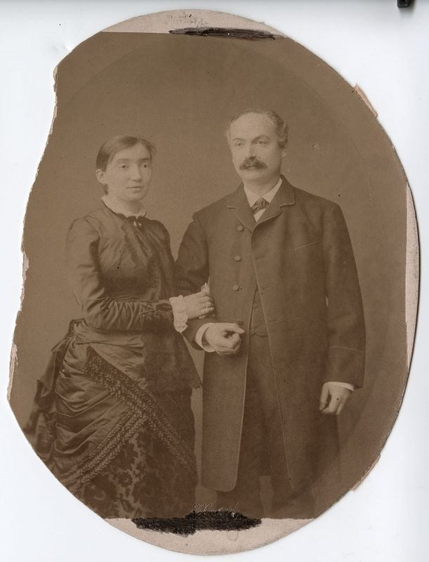Ernestine and Emil Loewenstein